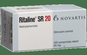 Ritalin-sr20mg-100tablets