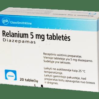 реланиум купить без рецепта